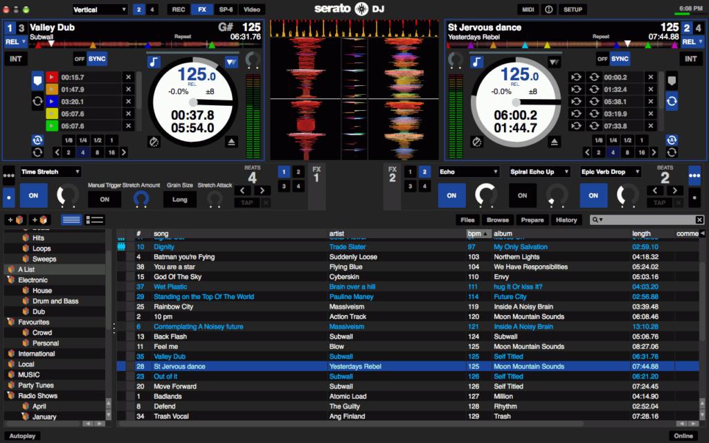 скачать бесплатно Serato DJ Pro