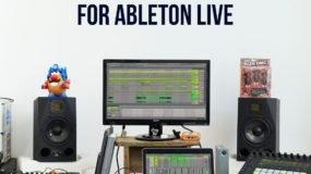 Шаблон Ableton Live для создания DJ миксов
