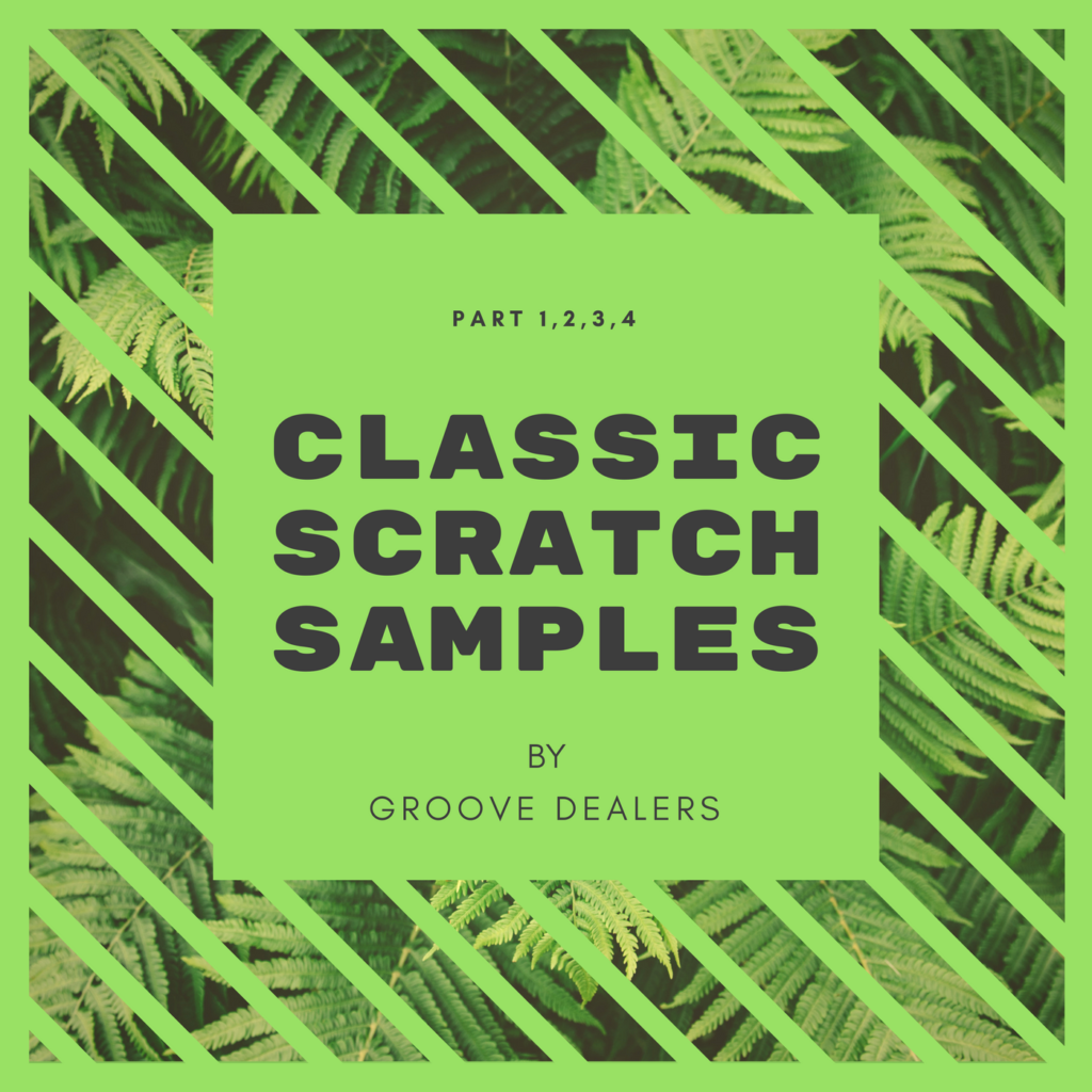CLASSIC SCRATCH SAMPLES
