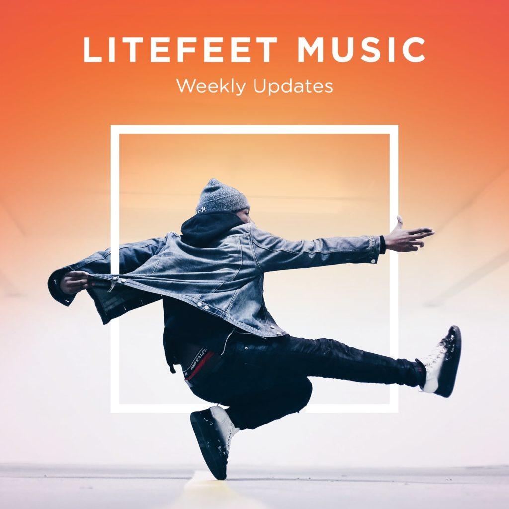 Лучшие треки в стиле LiteFeet