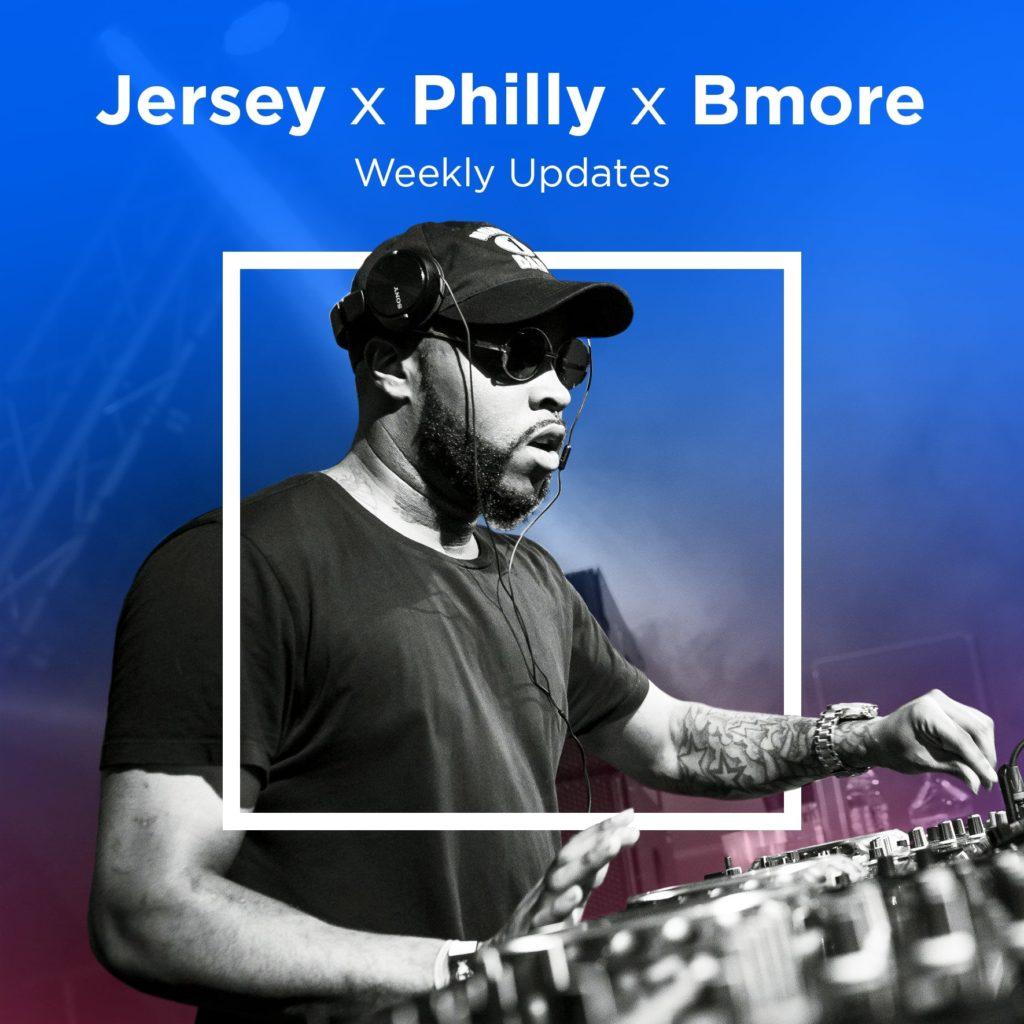 Jersey Club music playlist