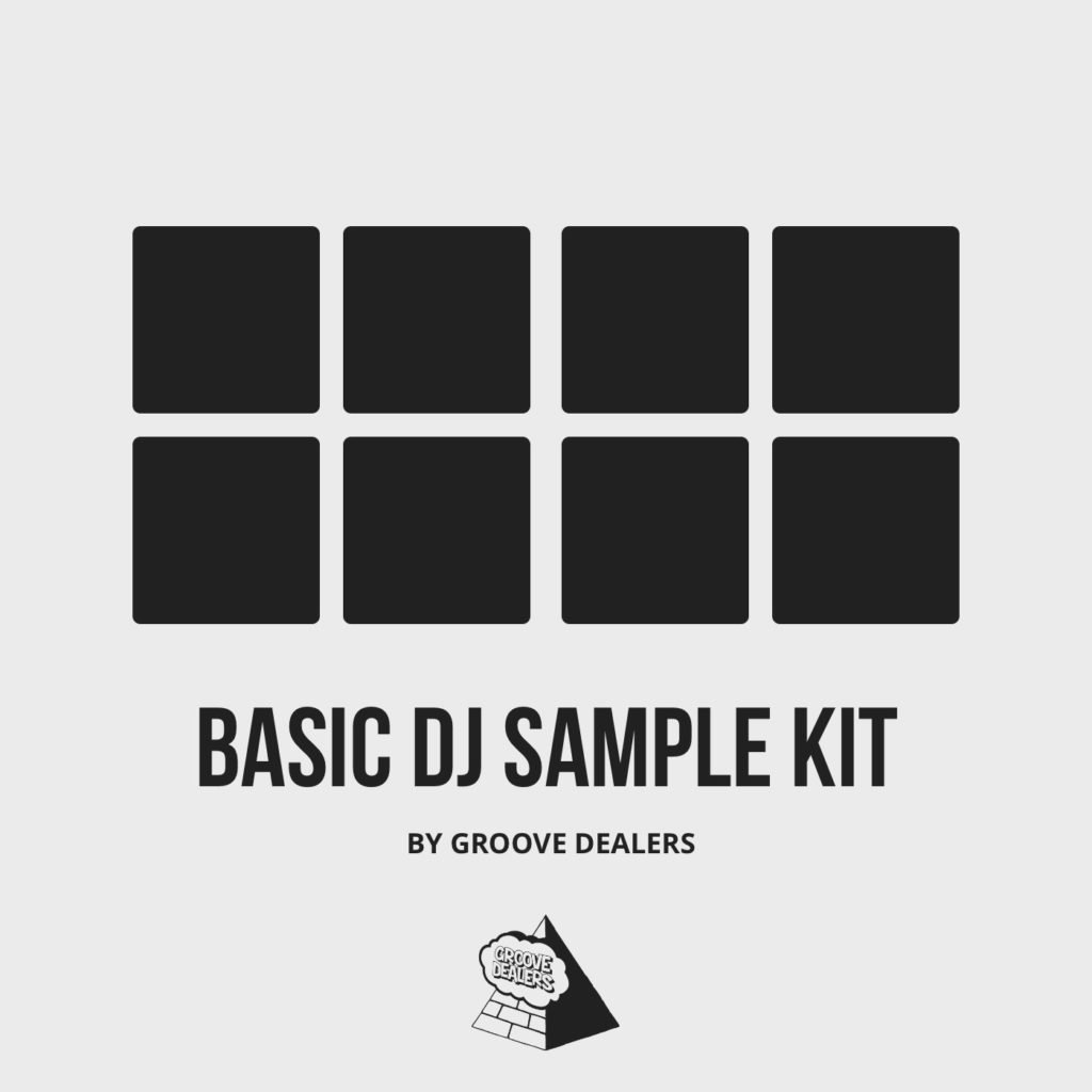 Basic DJ Sample Kit — Подборка сэмплов для диджеев. Сэмплы для контроллера. Сэмплы для рекордбокс
