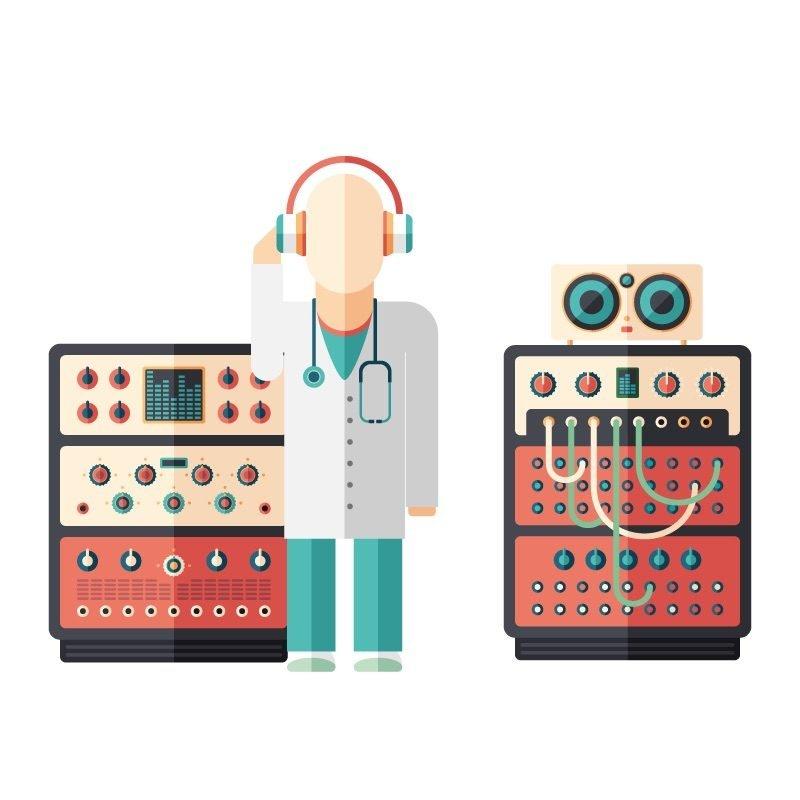 Проверка слуха онлайн - тест