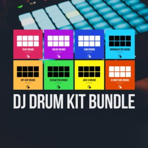 DJ Drum Kit bundle