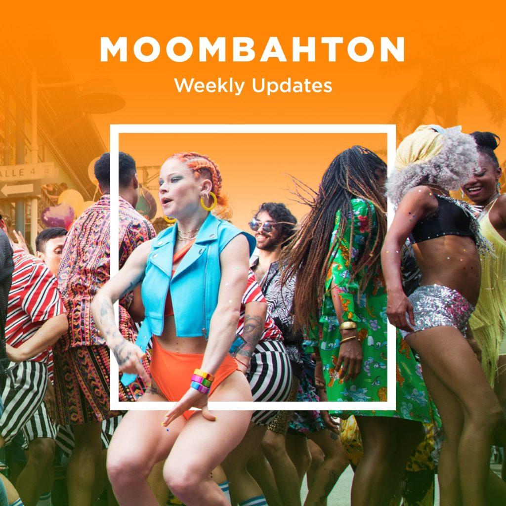 Moombahton Playlist — Лучшие треки в стиле Мумбатон и Дэнсхолл