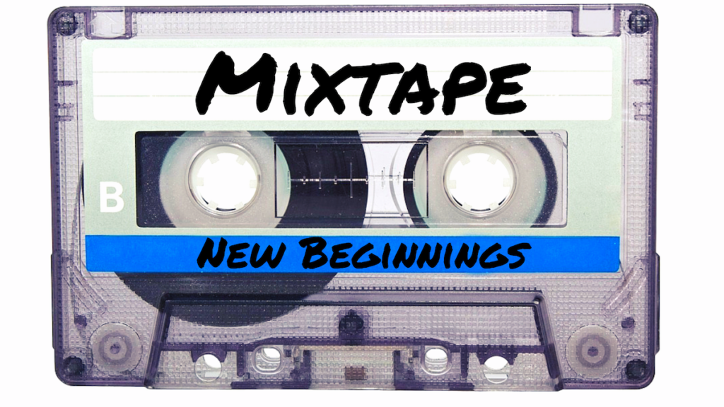 Диджейский термин — Mixtape