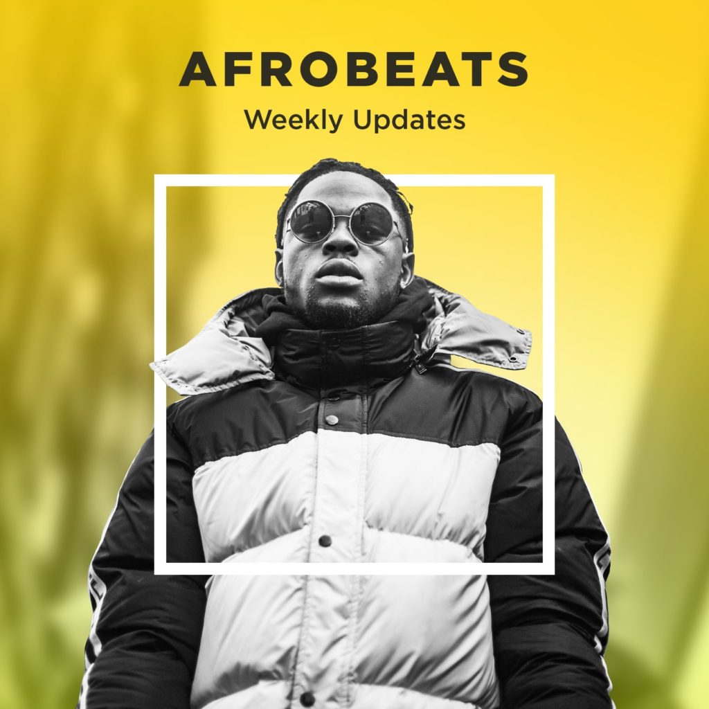 UK Afrobeats Playlist