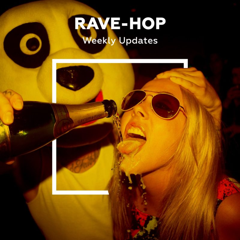 Rave-Hop Playlist